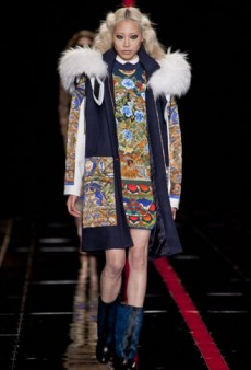 Just Cavalli Fall 2013 Runway Review