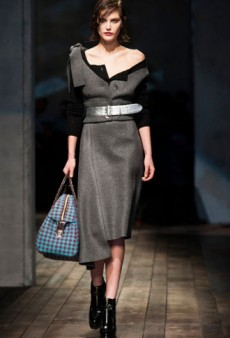 Prada Fall 2013 Runway Review