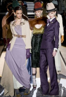 DSquared2 Fall 2013 Runway Review