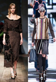Milan Fashion Week Fall 2013 Hits and Misses: Part 1 (Forum Buzz)