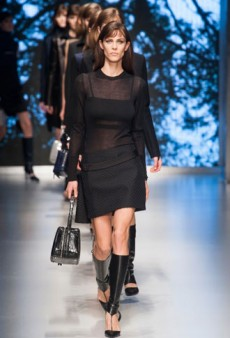 Salvatore Ferragamo Fall 2013 Runway Review
