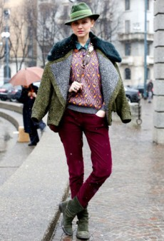 More Street Style Than You Can Handle MFW (Fall 2013)