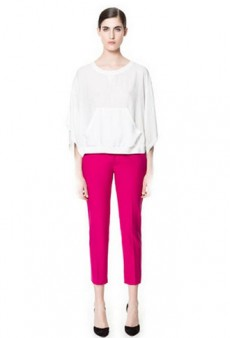 LFW Fall 2013 Trend Focus: Colour Popping