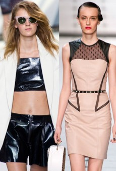 Spring Style Notes: Warm-Weather Leather