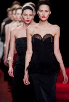 Nina Ricci Fall 2013 Runway Review