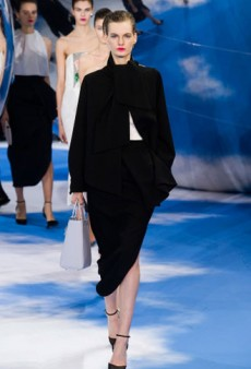 Christian Dior Fall 2013 Runway Review