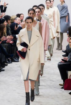 Celine Fall 2013 Runway Review