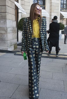 Fashion Editor Street Style: Paris Fashion Week Fall 2013 (Forum Buzz)