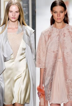Spring Style Notes: Soft Pastels