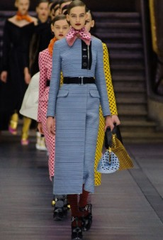 Miu Miu Fall 2013 Runway Review