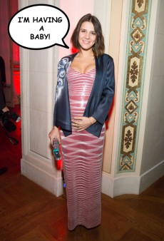 Margherita Missoni is Having a Baby!