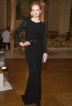 Jessica Chastain Goes Gothic Glam in Givenchy and Other Best Dressed Celebs of the Week