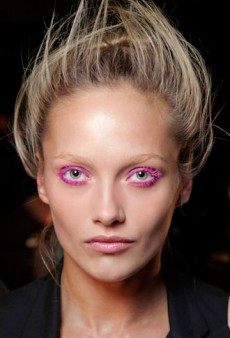 Bright Eyes: Shock Your Look with Neon Makeup