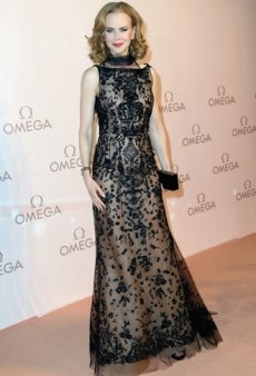 Nicole Kidman Represents Omega in Oscar de la Renta and Other Best Dressed Celebs of the Week