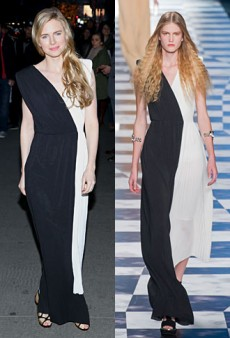 From Runway to Real Life: Diane Kruger in Chanel, Brit Marling in Viktor & Rolf and More (Forum Buzz)