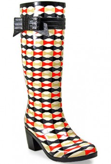 April Showers Bring the Coolest Rain Boots Ever
