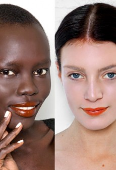How to Find Your Perfect Orange Lipstick