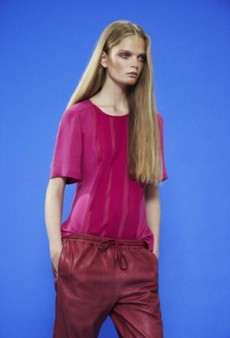 A Twist On the Classics with Dion Lee's Fall 2012 Lookbook