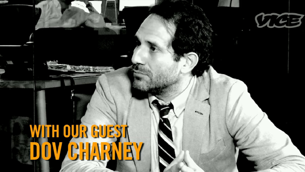 Dov Charney for VICE