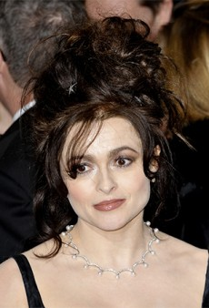 You Won't Believe How Amazing Helena Bonham Carter Looks on the Cover of Vogue UK July 2013
