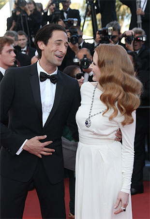 Link Buzz: Jessica Chastain at Cannes; Ferragamo Gets a Comic Book