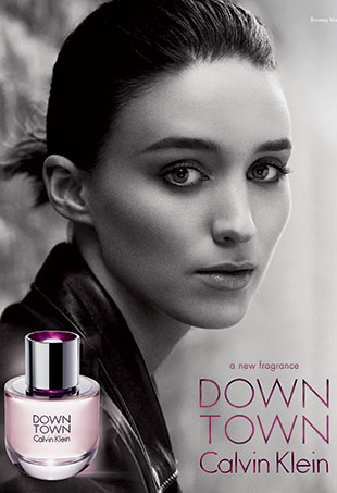 Rooney Mara Tapped as the Face of Calvin Klein's New Fragrance