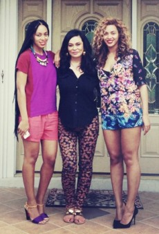 Happy Mothers Day From the Knowles Dynasty and Other Celeb Twitpics of the Week