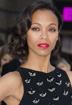 Get Zoe Saldana's Reinvented Classic Look at Home