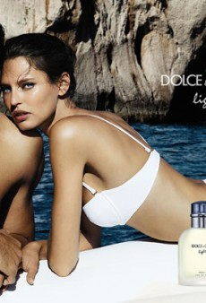 "Let's Just Admire David Gandy and Bianca Balti in Dolce & Gabbana's ""Light Blue"" Fragrance Campaign [VIDEO] (Forum Buzz)"