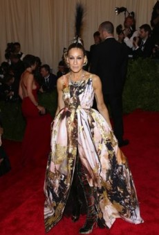The Ultimate Met Gala 2013 Recap: The Red Carpet Goes Rebel