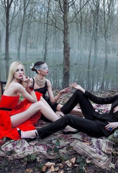 Dior Releases Another 'Secret Garden' Campaign (Forum Buzz)