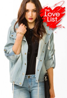 Springtime Denim: The Love List