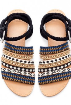 16 Sizzling Summer Sandals on the Cheap