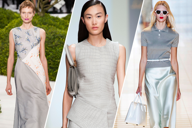 Shades of Grey: Spring's Newest Neutral