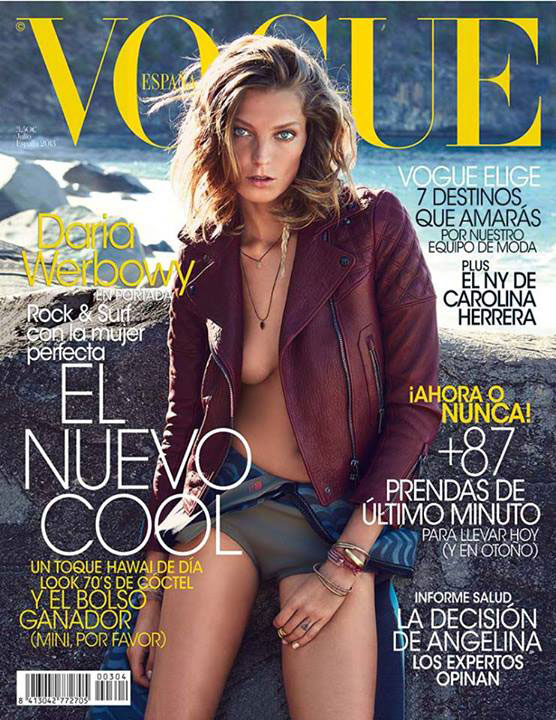 Daria-Vogue-Spain-cover