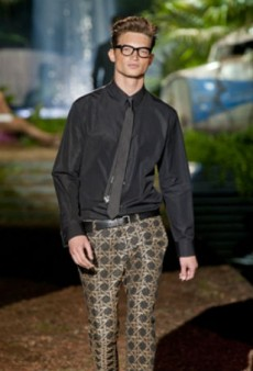 The Best of Milan Men's Fashion Week Spring 2014