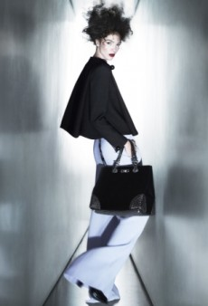 Mariacarla Boscono Stars In New Giorgio Armani Campaign (Forum Buzz)