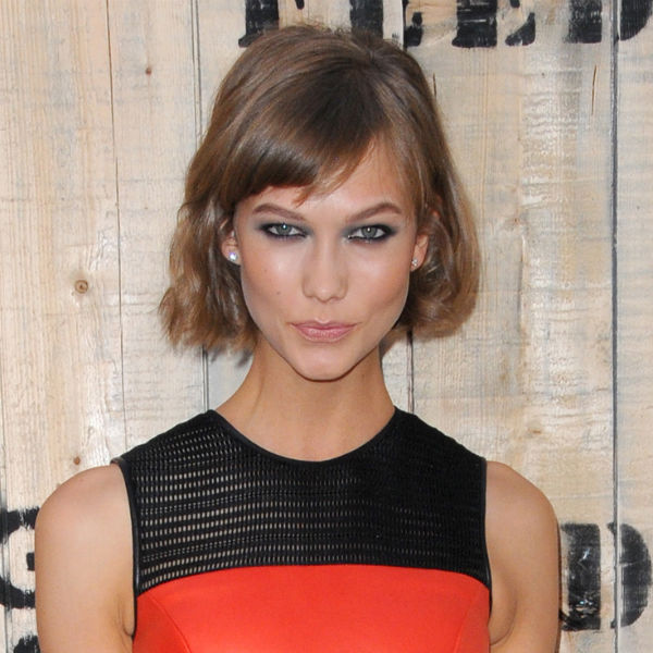 Karlie Kloss Makeup: Get Her Dramatic Smoky Eye