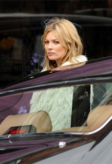 Link Buzz: Kate Moss Body Double; Feminist Shoes