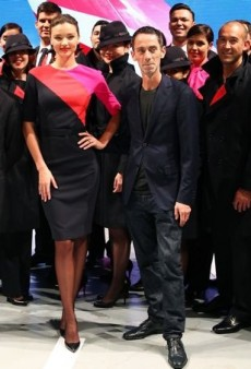 Fashion Takes Flight: Designers Reach New Heights Upgrading Airline Uniforms