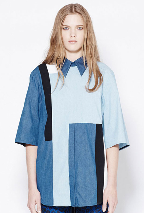 Phillip Lim Denim Shirt