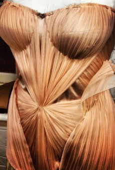 A Zac Posen Gown is Born and Other Celeb Twitpics of the Week