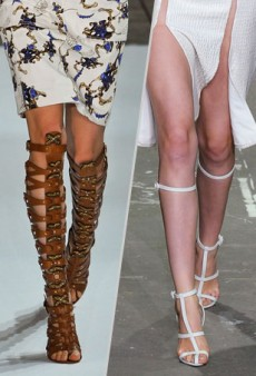 Still Hot: Gladiator Sandals That Won't Quit