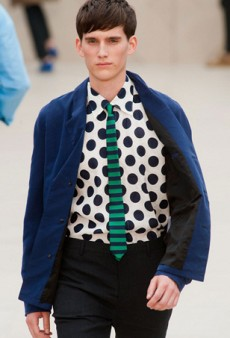 London Collections: Men Spring 2014 — The Hottest Looks and Trends