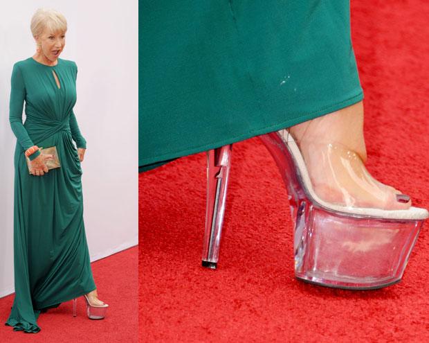 Helen Mirren at Red2 Premiere: Image: Getty