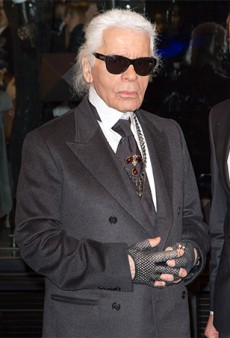 Karl Lagerfeld Identifies as a 'Fashion Missionary' In a New Four-Hour Documentary