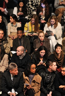 Link Buzz: NYFW is Moving To a Shed; D&G Boys Threaten to Close Stores