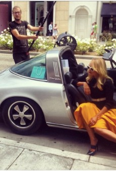 Malin Akerman Shoots for More Magazine and Other Celeb Twitpics of the Week