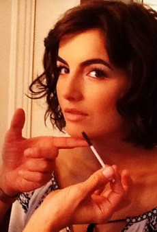 Camilla Belle Shows Off Her Bob and Other Celeb Twitpics of the Week