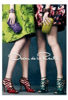 The Oscar de la Renta Fall Campaign is Flawless and Fantastic (Forum Buzz)